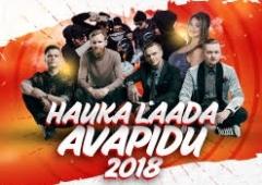 Ring FM 101,7 MHz Lõuna Eestis kutsub peole! 10. augustil Antsla laululaval - Hauka Laada Avapidu 2018!